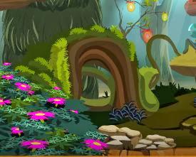 Juegos de escape online Mystic Forest Escape