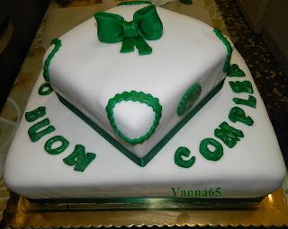 torta per i 18 anni di fabio
