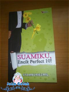 Review Novel - Suamiku Encik Perfect 10!