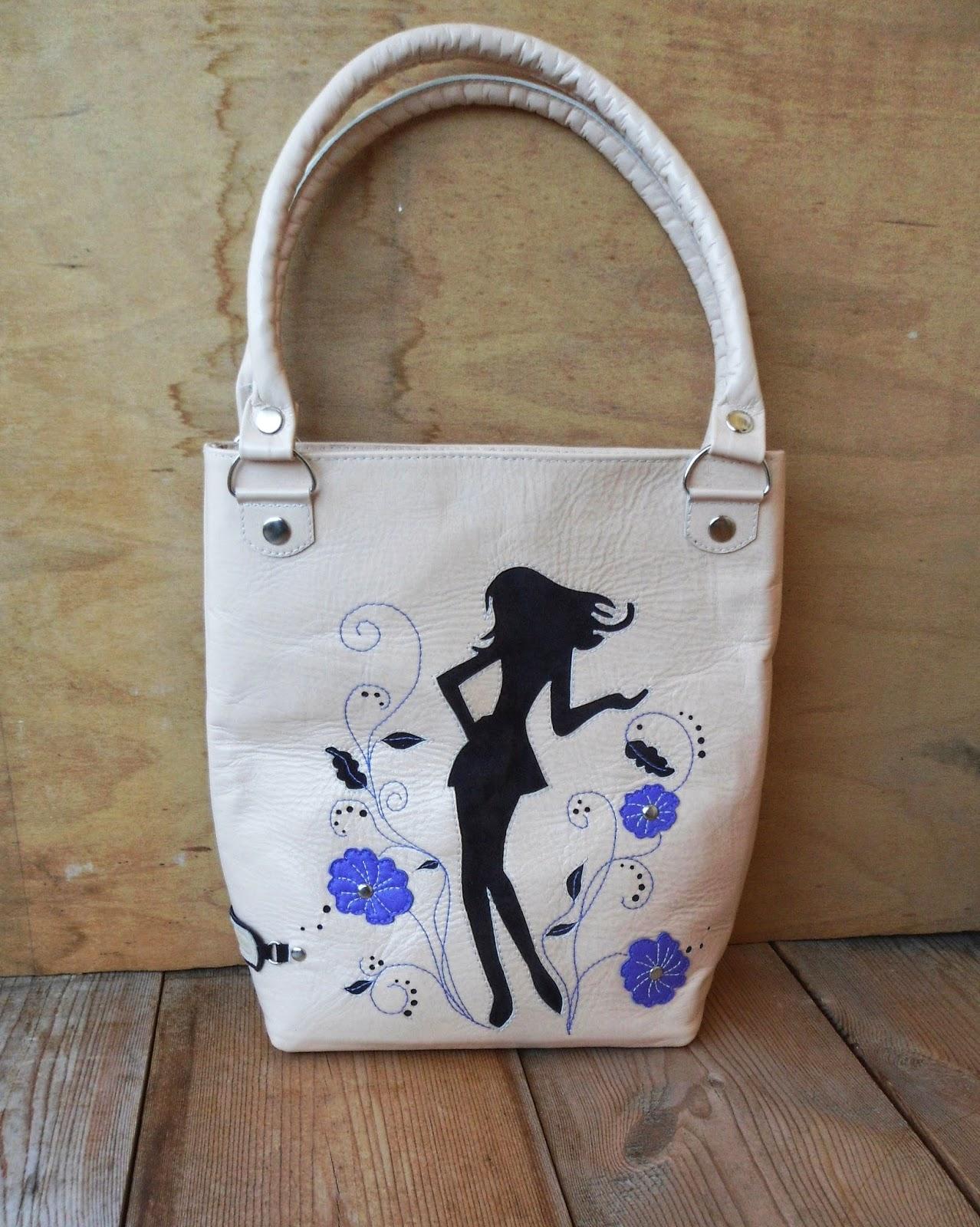 сумка из итальянской натуральной кожи