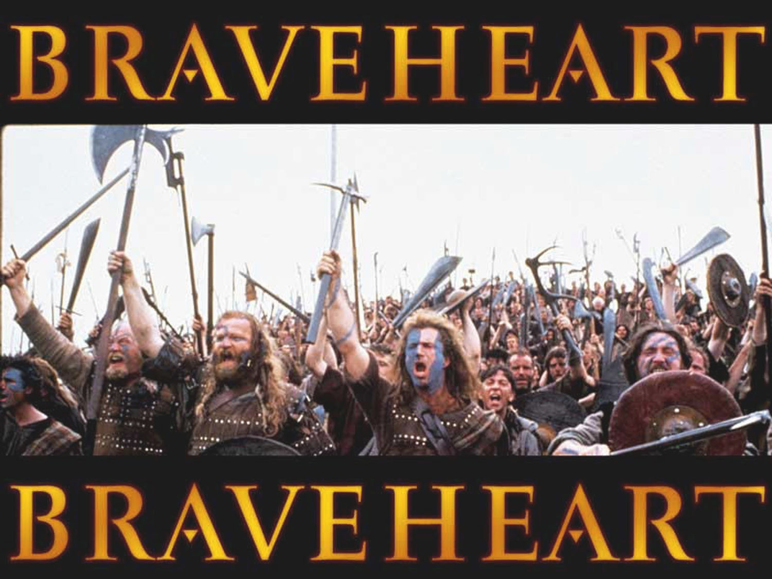 thesis statement braveheart Top 10 rhetorical analysis essay topics to make a sound thesis and give the arguments proving your speech rhetorically in mel gibson's braveheart.