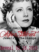 Creative Jewelry Challenge #1