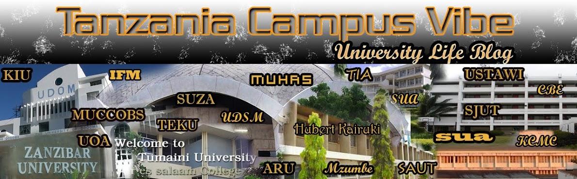 Tanzania Campus Vibe
