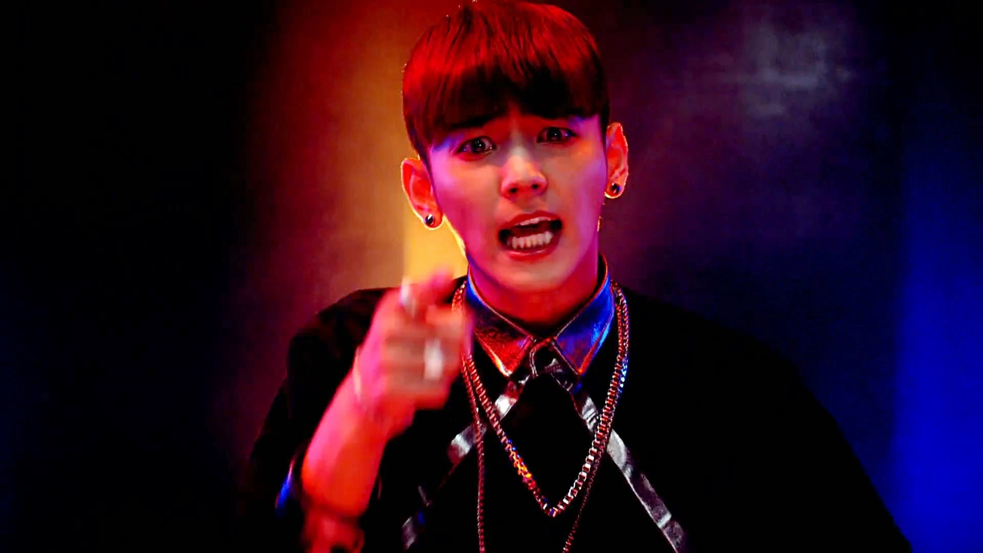 Myname's Seyong from Just Tell Me MV