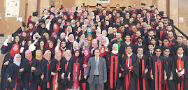 The sixth batch of Mansoura Manchester Programme