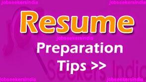 how to prepare resume | CV | Download Resume