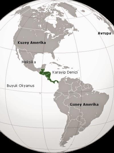 Orta Amerika Merkez Amerika