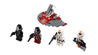 75001 Republic Troopers vs. Sith Troopers (The Old Republic)