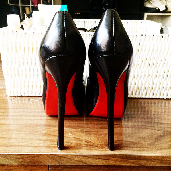 christian louboutin daffodile, thrited louboutin shoes,