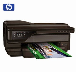 Snapdeal: Buy HP Officejet 7610 Wide Format e-All-in-One Printer at Rs.19750