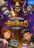 Poster de Los Boxtrolls