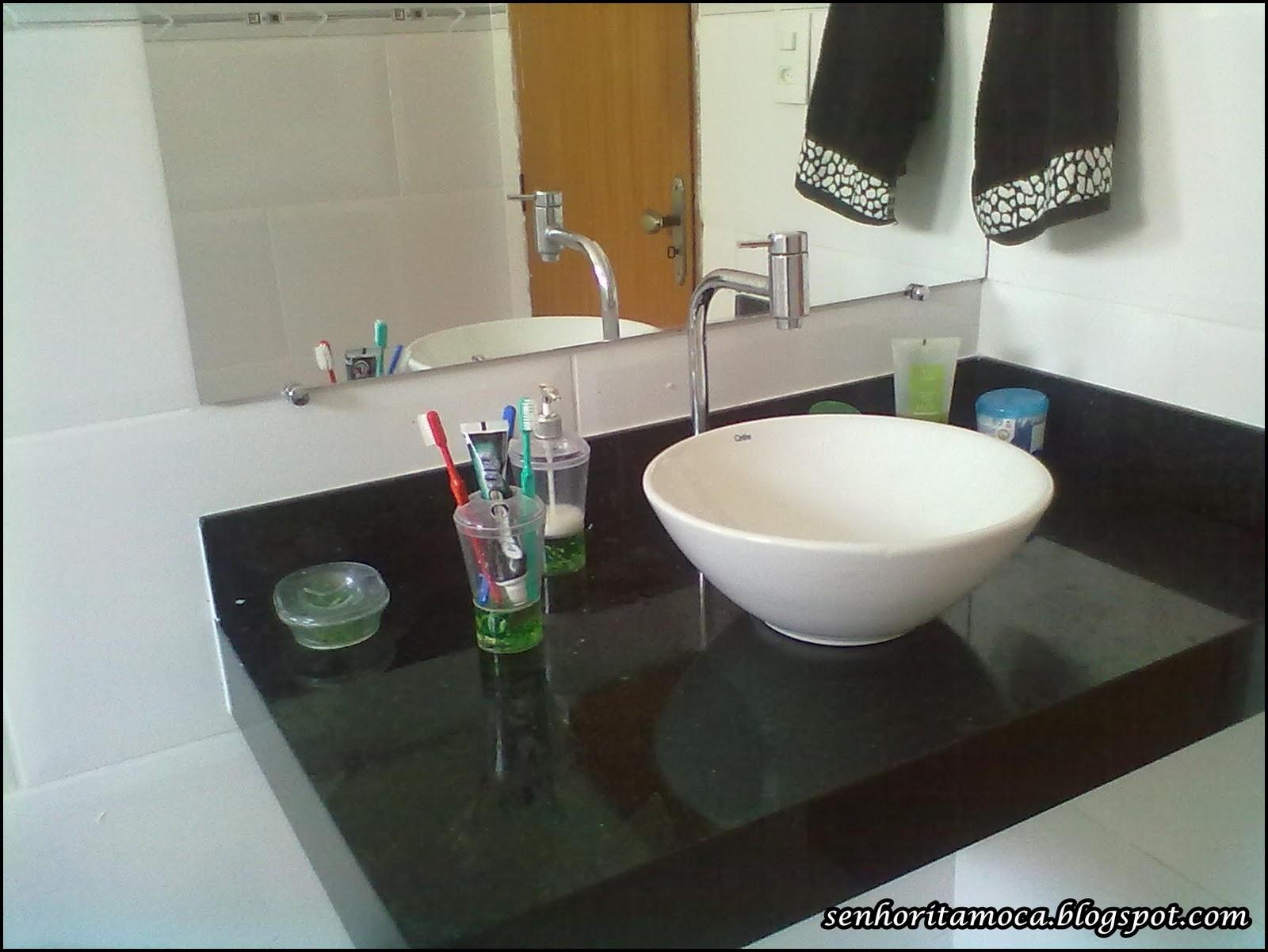 Projeto De Banheiro Com Duas Cubas  cgafghanscom banheiros pequenos e modernos -> Cuba Para Banheiro Celite