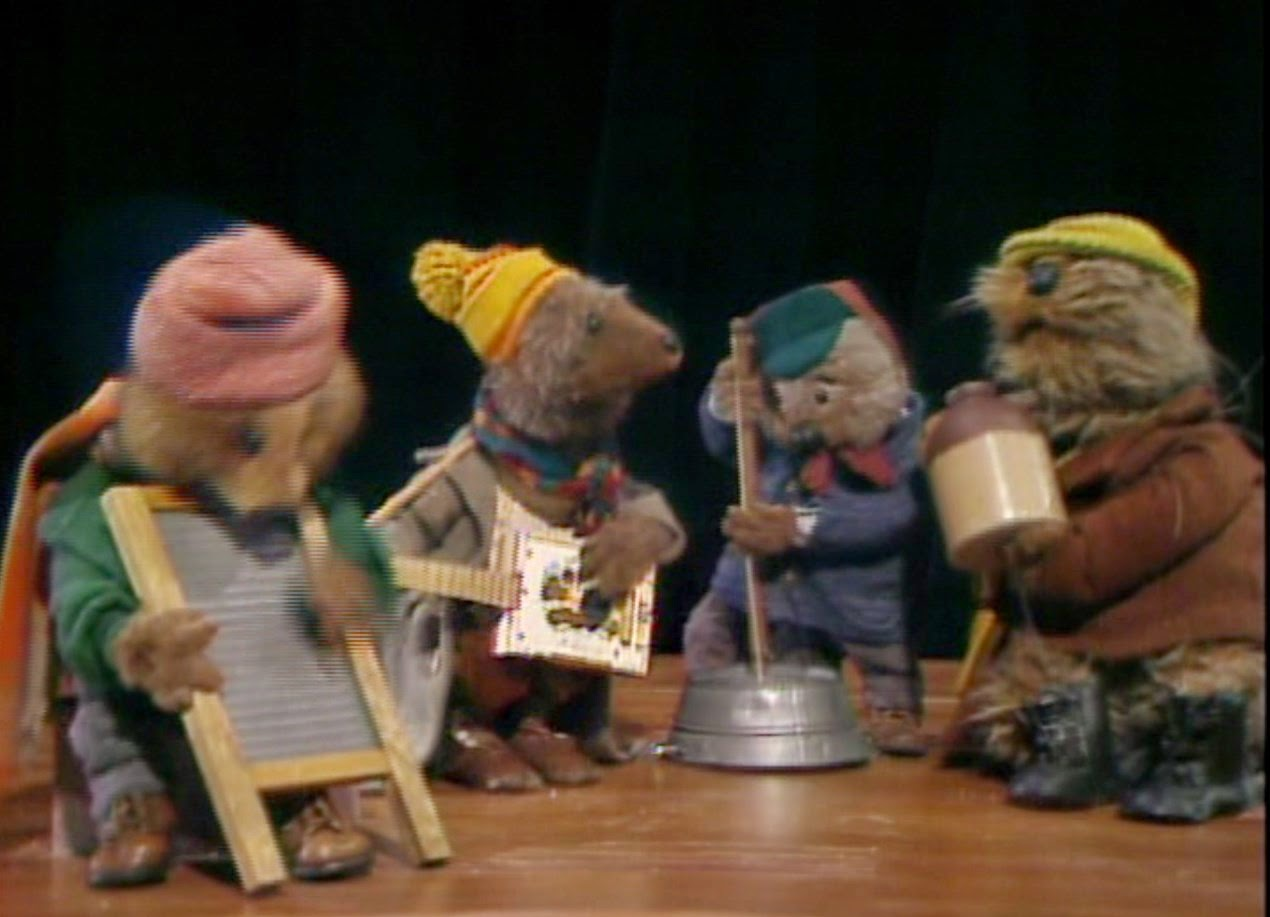 Holiday Film Reviews: Emmet Otter\'s Jug-Band Christmas