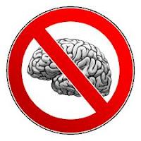 ¿Prohibido pensar?