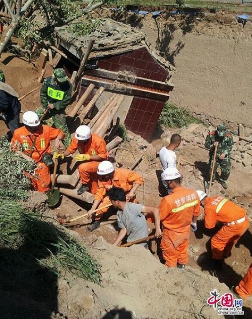 2013_Gansu_earthquake_picture