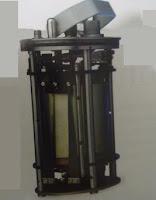 Sismógrafo portátil de Wilmore