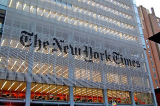 Edificio del New York Times