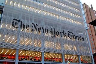 Edificio del New York Times
