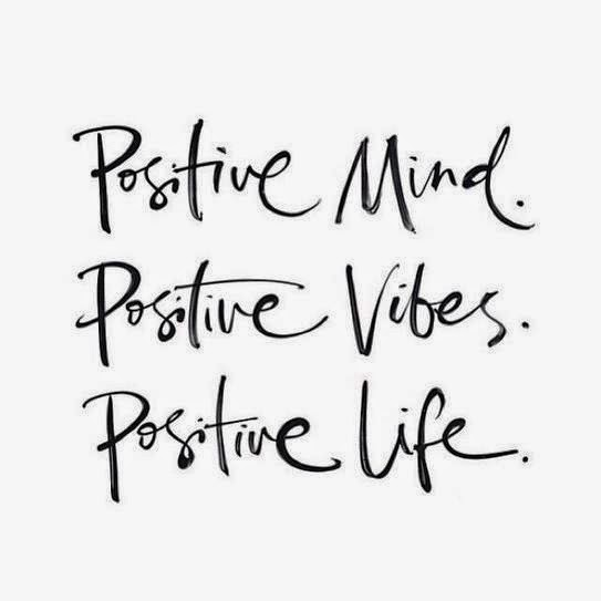 """the positive mind can achieve more"""