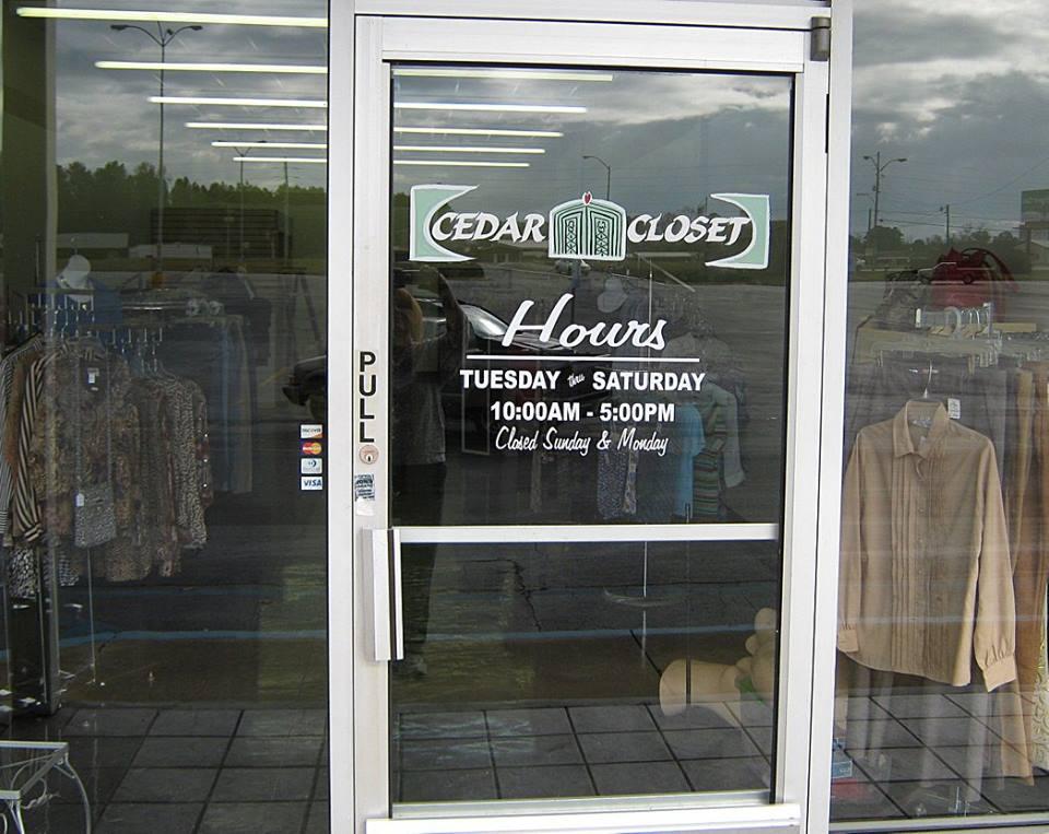 Cedar Closet Vintage