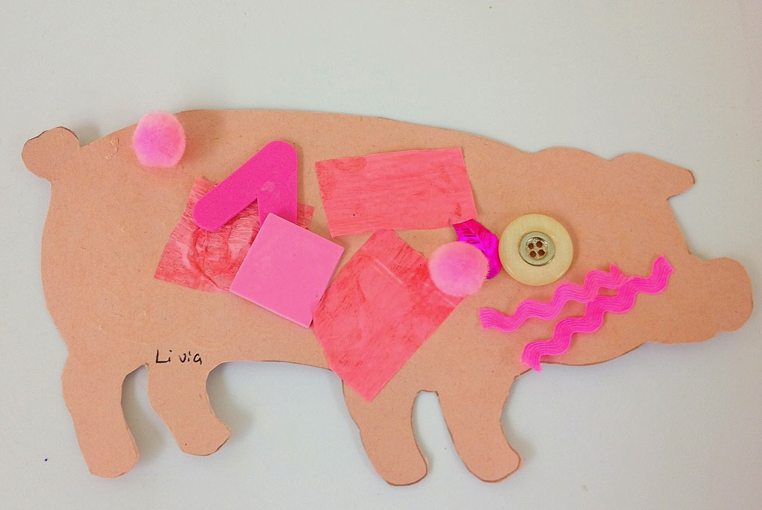 preschool ideas for 2 year olds pig projects for 2 year olds