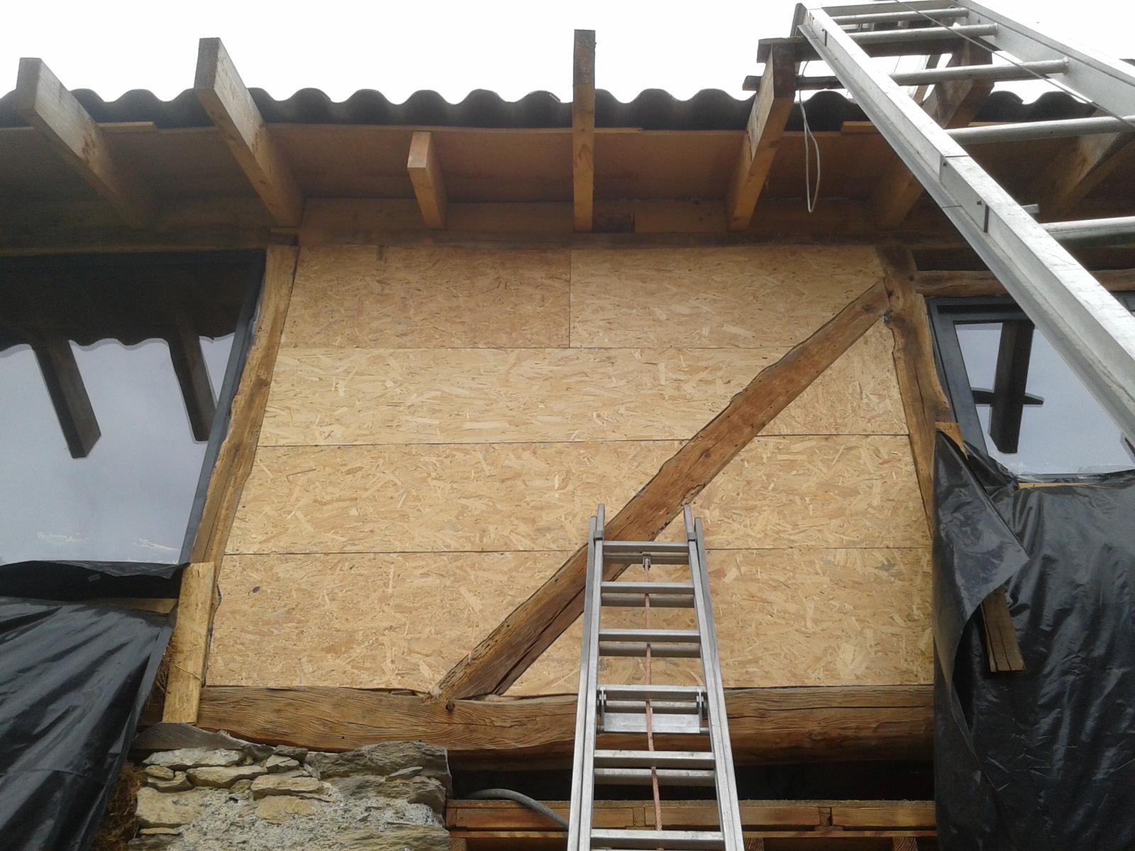 Peyrega for Osb exterieur pluie