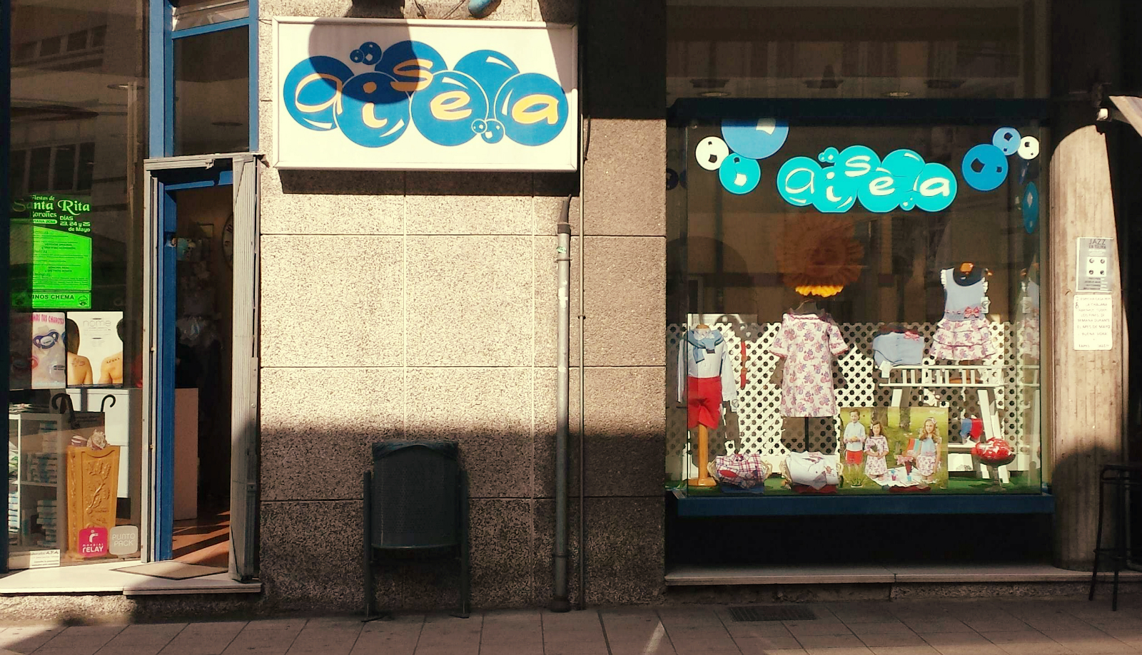 tienda moda infantil pola laviana