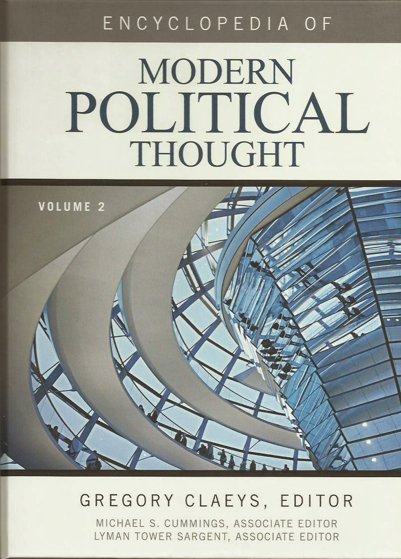 modern political thought Buy a history of modern political thought: major political thinkers from hobbes to marx 1st edition by iain hampsher-monk (isbn: 9781557861474) from amazon's book store.