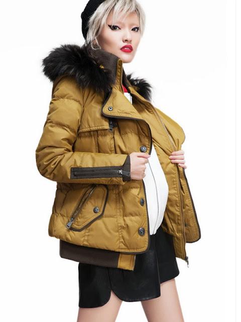 Những mẫu áo khoác nữ đẹp nhất trong mùa này