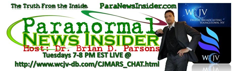 Paranormal News Insider