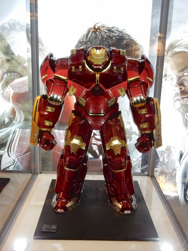 Avengers Age of Ultron Iron Man Hulkbuster armor