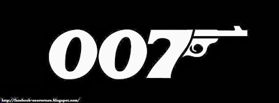 Couverture facebook james bond logo