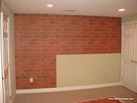 Brick Decal