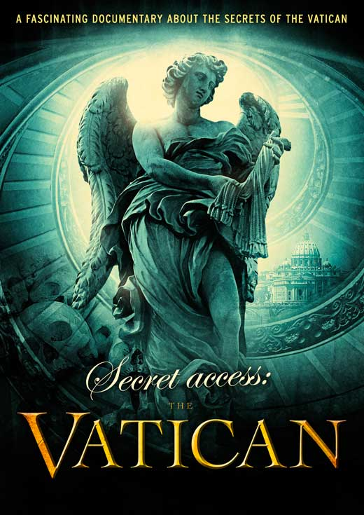 Ver Secret Access: The Vatican (2012) Online