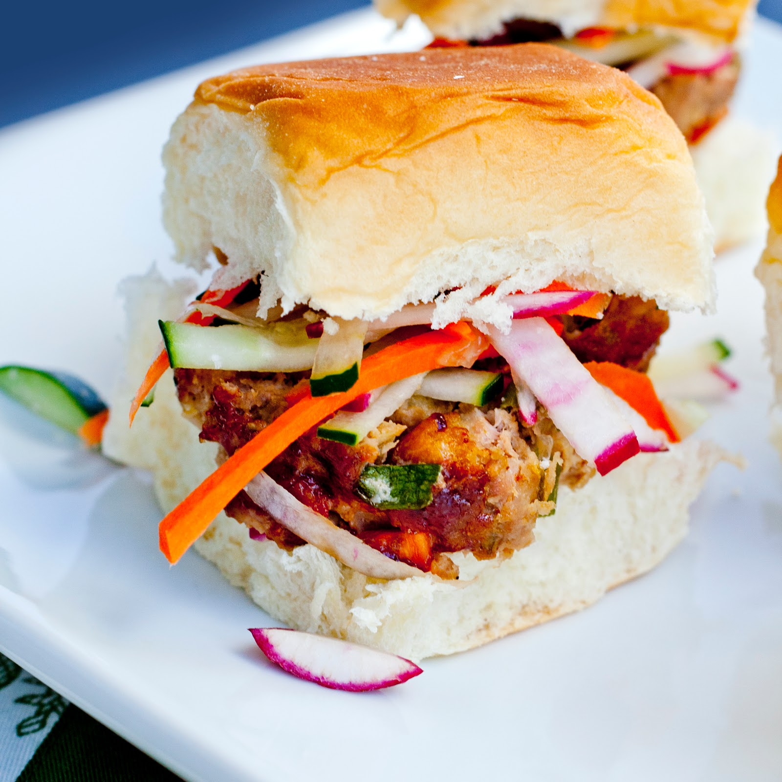 Hoisin-Glazed Meatloaf Sandwiches Recipes — Dishmaps