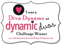 Wow!! I'm a Diva Dynamo!! (x2)