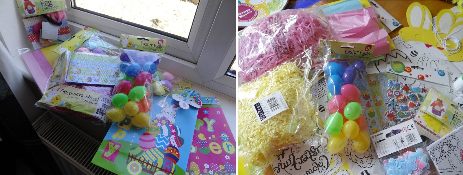 Easter party with poundland this is life poundland easter easter craft cheap craft negle Choice Image