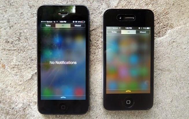 Munculnya Masalah Setelah Update iOS 7.1