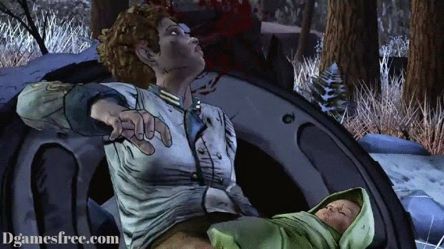 The Walking Dead Season Two Episode 5 PC Download