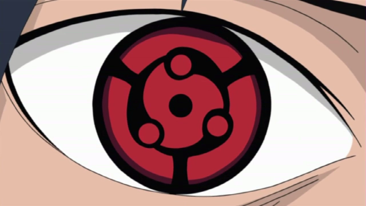 The Sharingan's in Naruto | Anime Jokes Collection Naruto Madara Sharingan