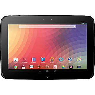 Google's new Nexus 10 tablet