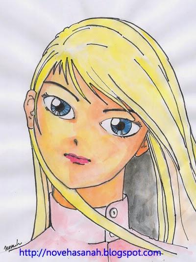 di artikel ini kamu akan mengikuti langkah-langkah menggambar wajah karakter anime