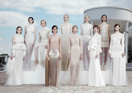 The Colour of Luxury:GIvenchy Haute Couture, Fall 2012