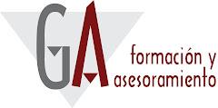 Página web de GA Formación