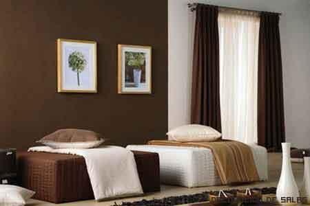 Decorando dormitorios que cortinas uso para mi sala - Cortinas interiores casa ...