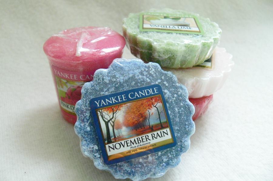 Yankee Candle, November Rain