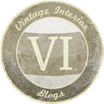 Mine innlegg vises hos Vintage Interior Blogs