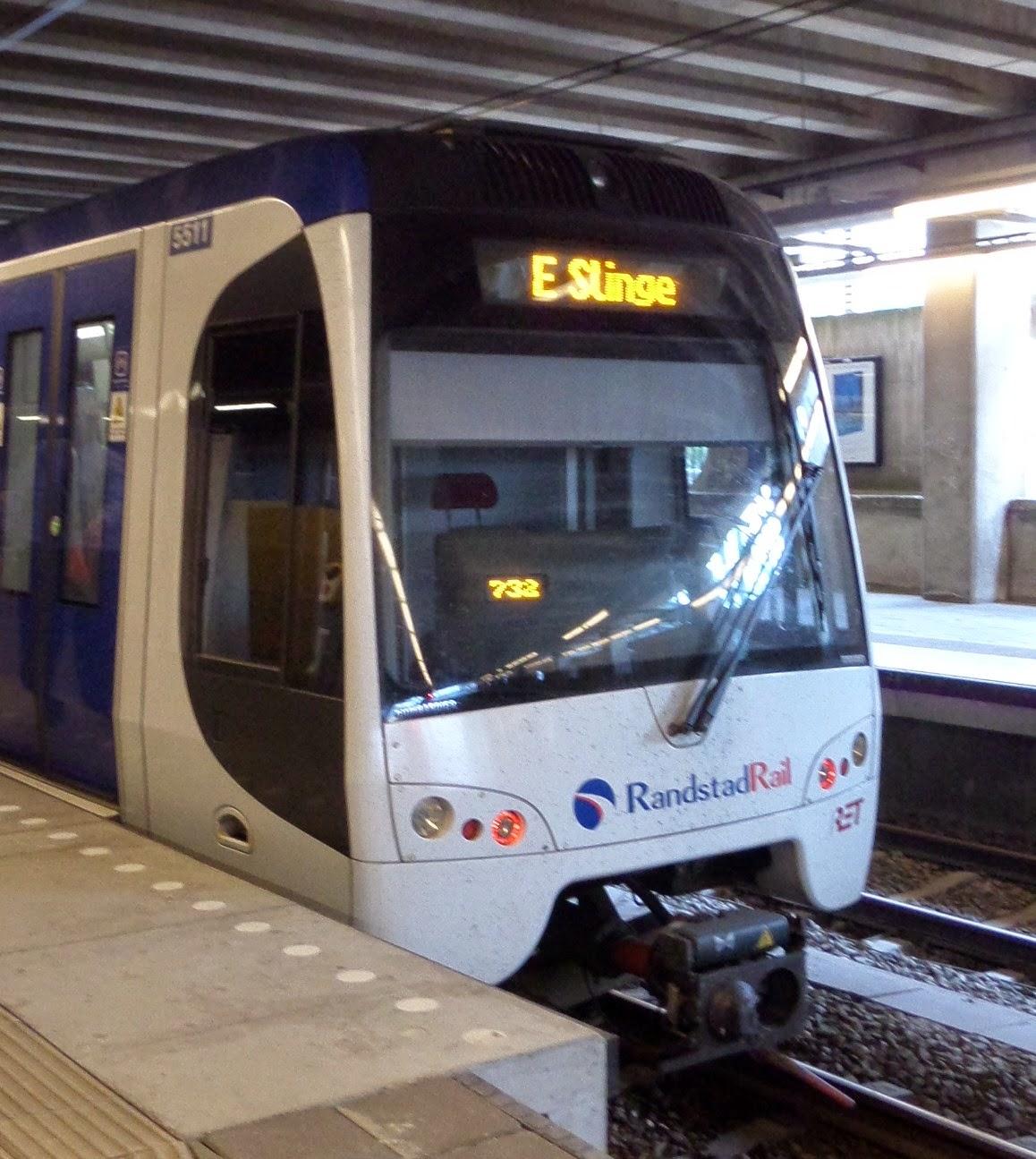 metro dagkaart rotterdam