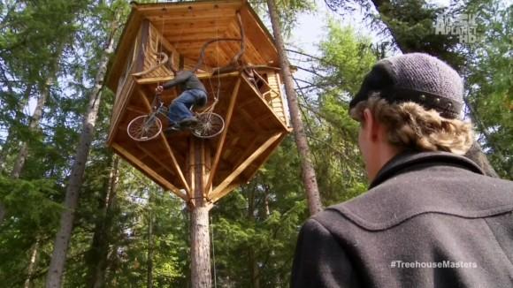 Treehouse masters season 2 episode 2 black bear bungalow daily