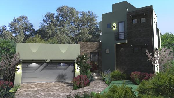 Planos Casas Modernas Planos De Casas Modernas De Dos Plantas